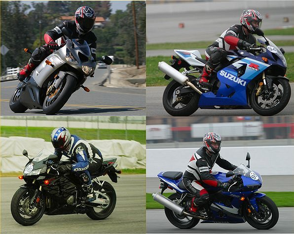 Md 2005 Middleweight Sportbike Comparison