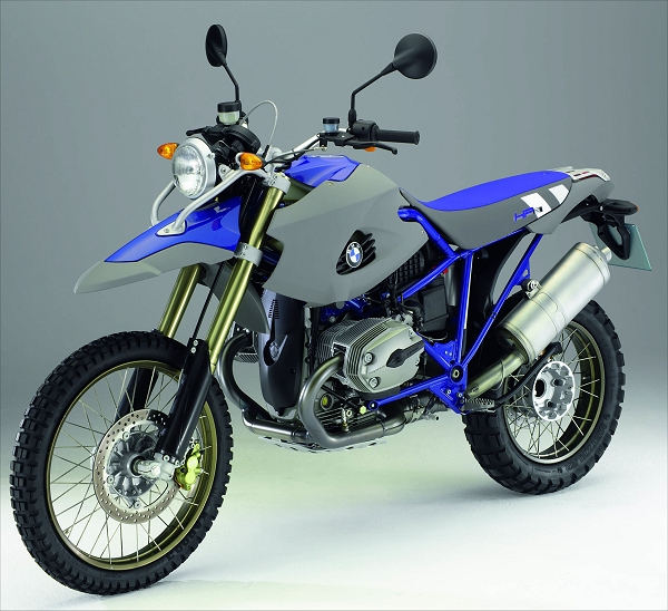 bmw reveals new hp2 enduro « motorcycledaily – motorcycle news