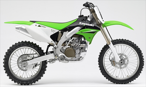 Kawasaki Reveals  U0026 39 06 Mx Models  No Kx125 For Next Year