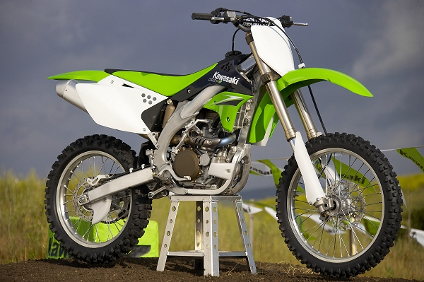 Kawasaki Reveals 06 Mx Models No Kx125 For Next Year