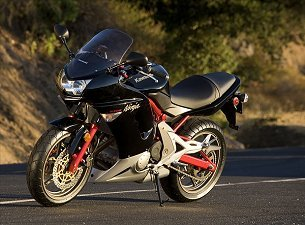 2006 Kawasaki Ninja 650R: MD First Ride « MotorcycleDaily.com ...