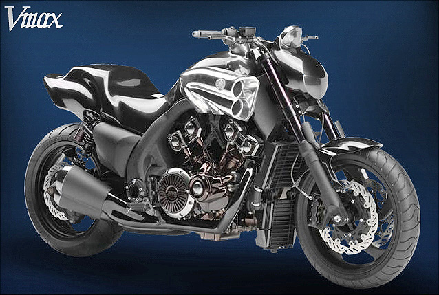 Yamaha will produce new v max open to feedback from potential buyers