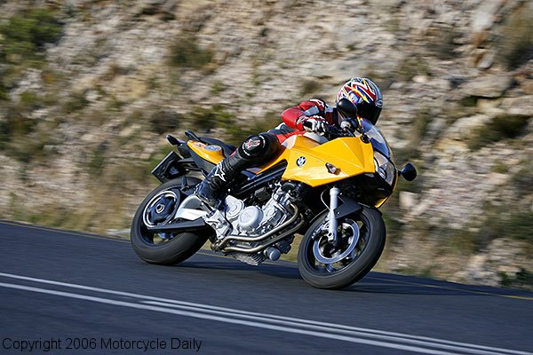 Md First Rides Bmw F800s F800st Motorcycledaily Com