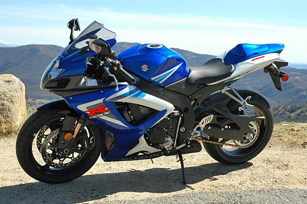 MD Ride Review: 2006 Suzuki GSX-R750 « MotorcycleDaily.com ...