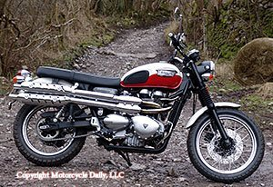 MD First Ride: Triumph Scrambler 900 « MotorcycleDaily.com ...