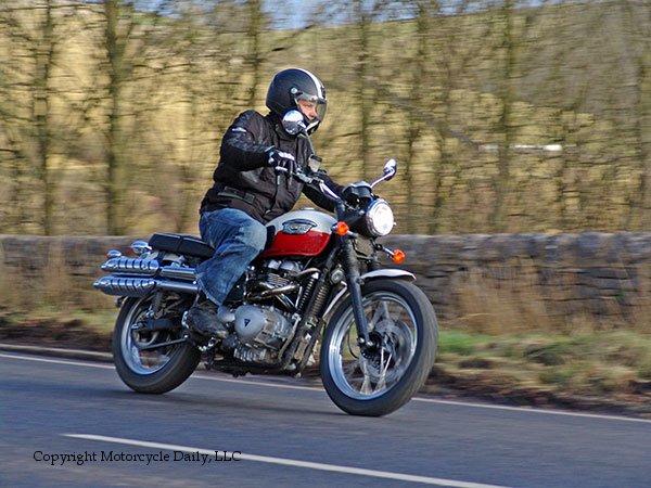 Md First Ride Triumph Scrambler 900 Motorcycledailycom