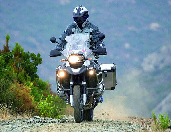 Md First Ride 2006 Bmw R 1200 Gs Adventure