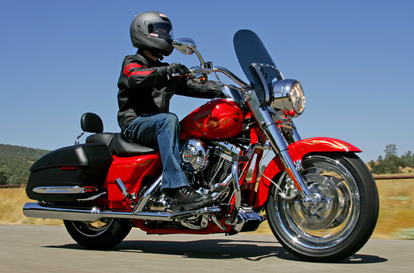 Harley-Davidson Road King CVO