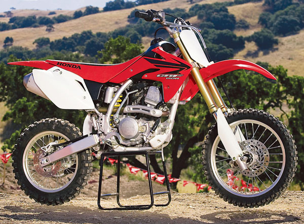 honda announces crf150r four stroke to compete in 85cc. Black Bedroom Furniture Sets. Home Design Ideas