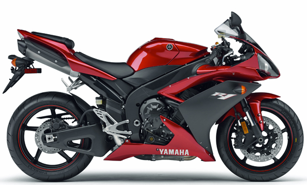 Power Inspired  yamaha superbike