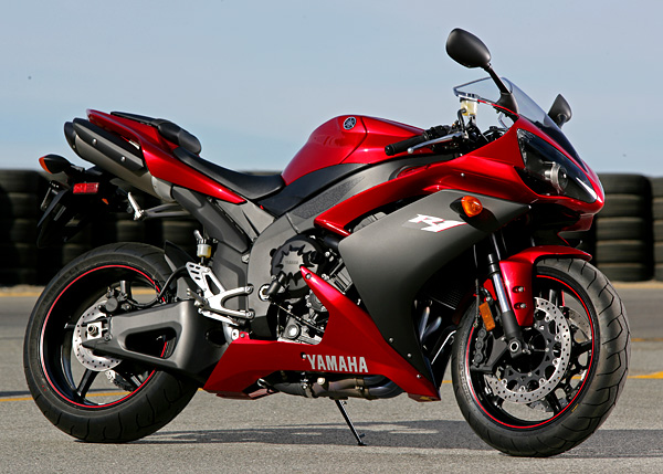 MD First Ride: 2007 Yamaha YZF-R1 (Part Two) « MotorcycleDaily.com ...