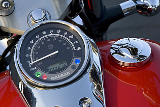 Md First Ride 2007 Honda Shadow Spirit 750 C2 Motorcycledailycom