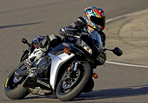 Md First Ride 2007 Honda Cbr600rr Part Two Motorcycledaily Com