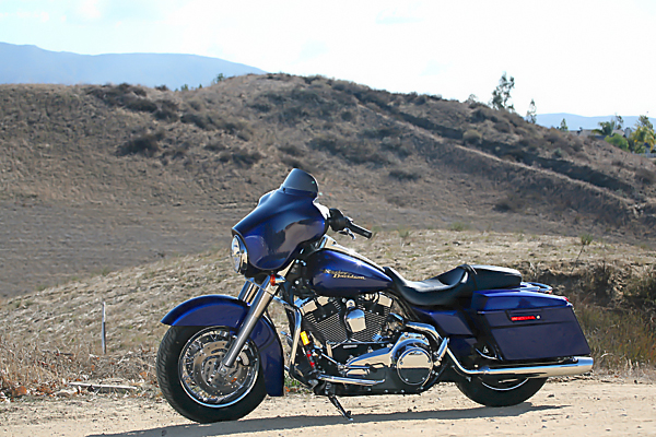 MD Long-Term Review (Part One): 2007 Harley-Davidson Street Glide ...