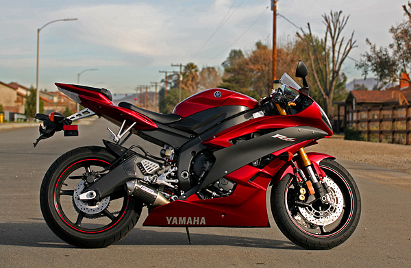 MD Long-Term Bike Review (Part One): 2007 Yamaha YZF-R6 ...