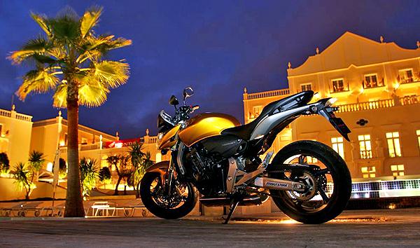Md First Ride 2007 Honda Cb600f Hornet Motorcycledailycom