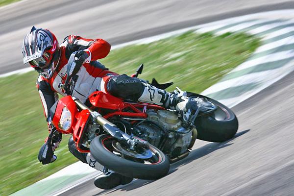 md first ride: 2008 ducati hypermotard 1100 & 1100s
