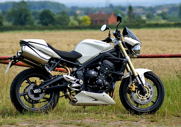 2008 Triumph Street Triple: MD First Ride « MotorcycleDaily.com ...