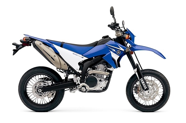 New 2008 Yamaha Dual Purpose Machines Include Supermoto ...
