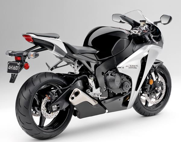 2008 Honda CBR1000RR Introduced in Paris « MotorcycleDaily.com ...