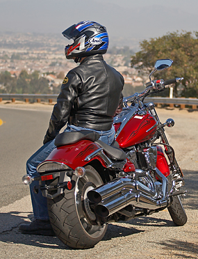 2008 Star Raider Md First Ride Motorcycledaily Com
