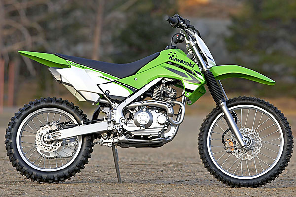 2008 Kawasaki KLX140 and 140L: MD First Ride « MotorcycleDaily.com ...