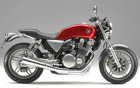 Honda Retro Cb1100f Set For Production In 2009 Motorcycledaily