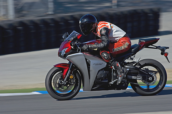 2008 Honda CBR1000RR: MD First Ride « MotorcycleDaily.com ...