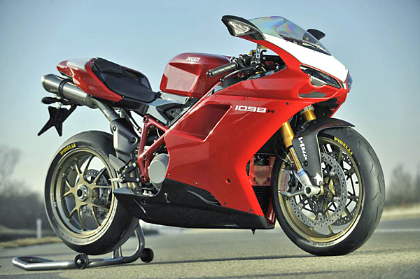 2008 Ducati 1098R: MD First Ride « MotorcycleDaily.com – Motorcycle