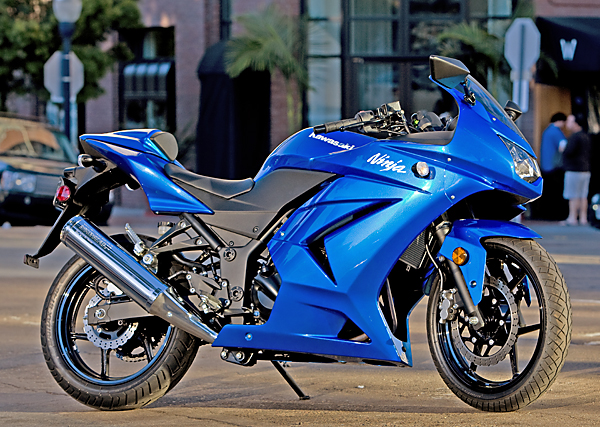 2008 Kawasaki Ninja 250R: MD First Ride « MotorcycleDaily.com ...