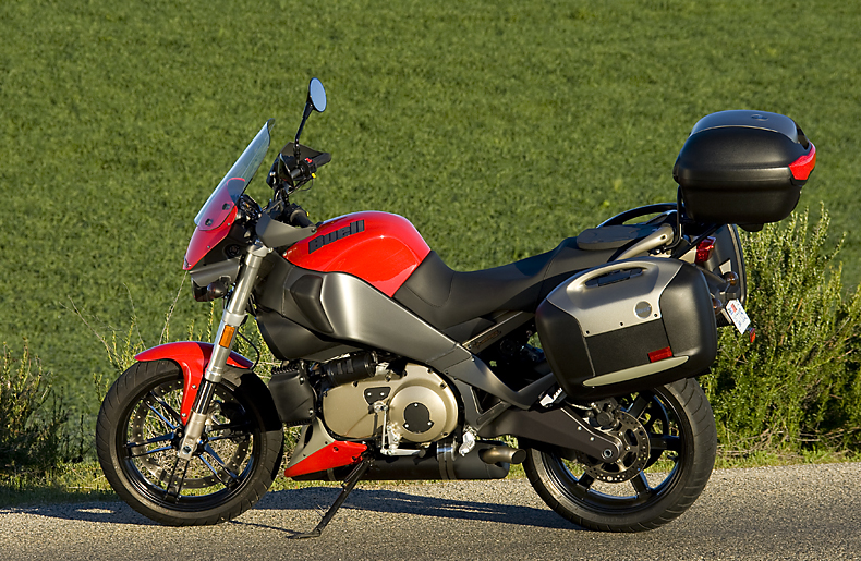 2008 Buell Ulysses XB12XT: MD First Ride « MotorcycleDaily.com ...