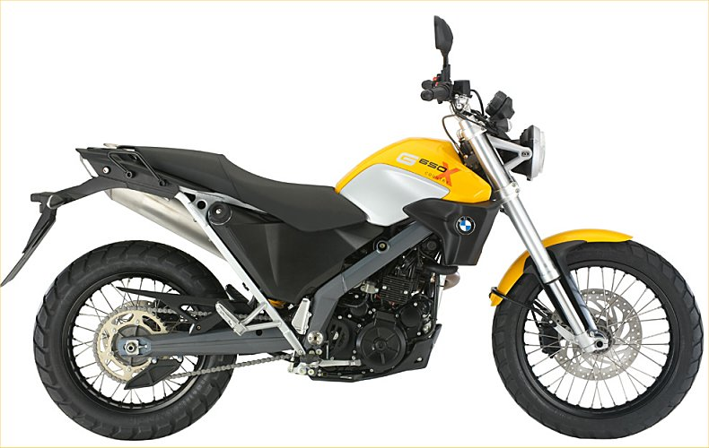 Bmw Launches 2009 G 650 Xcountry With Lower Seat Height