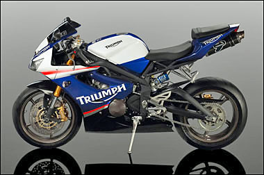 Scuderia Triumph-SC Daytona 675 Replica