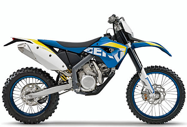 2009 husaberg 450 enduro breaking new ground. Black Bedroom Furniture Sets. Home Design Ideas