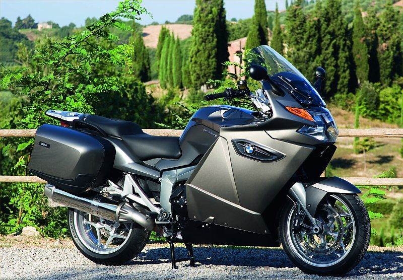 The New K 1300 Gt Sport Tourer From Bmw Motorcycledaily Com