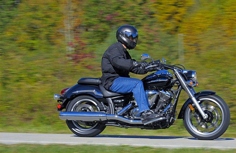 2009 V Star 950 and V Star 950 Tourer: MD First Ride ...