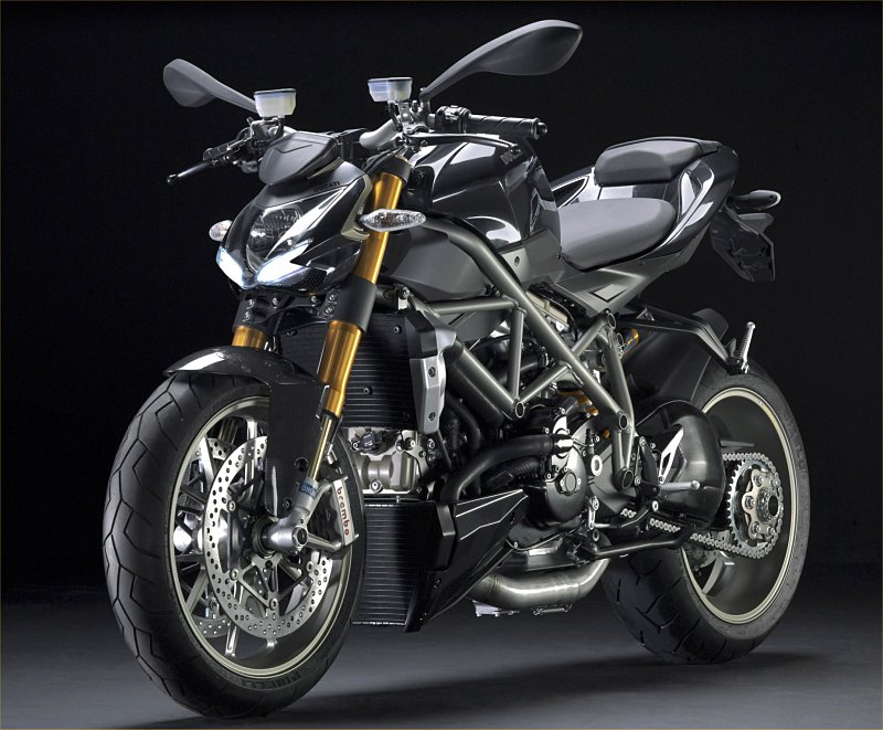 Ducati Streetfighter and 1198 Break Cover in Milan - MotorcycleDaily