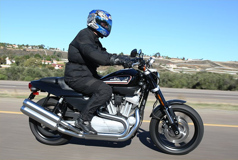 2009 Harley Davidson XR1200: MD First Ride « MotorcycleDaily.com ...