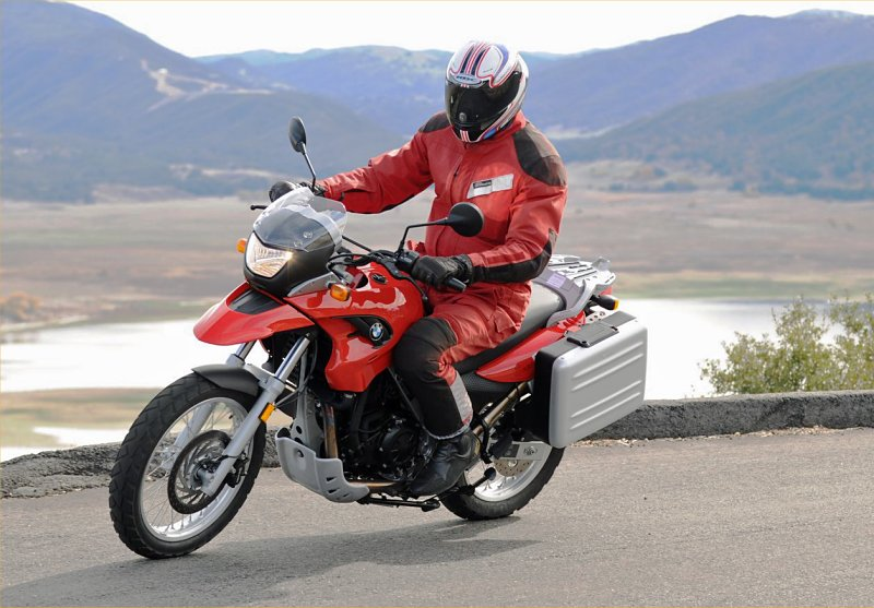 2009 Bmw G650 Gs Md Ride Review 171 Motorcycledaily Com