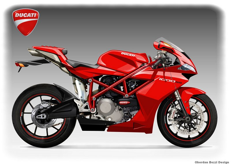 will we see a new ducati supersport? « motorcycledaily