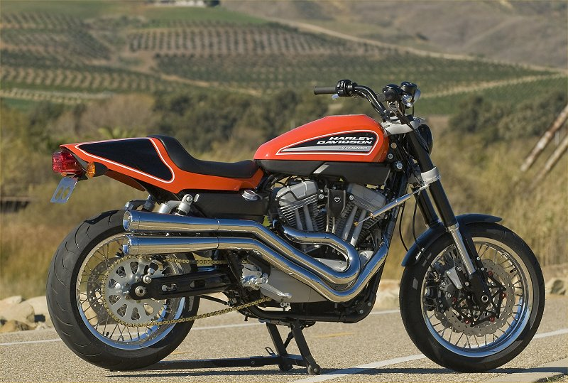 The Aftermarket Starts Making the XR1200 Leaner and Meaner ...