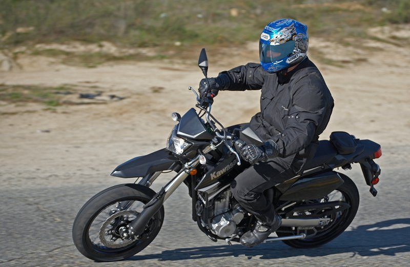 2009 Kawasaki KLX 250SF: MD Ride Review « MotorcycleDaily.com ...