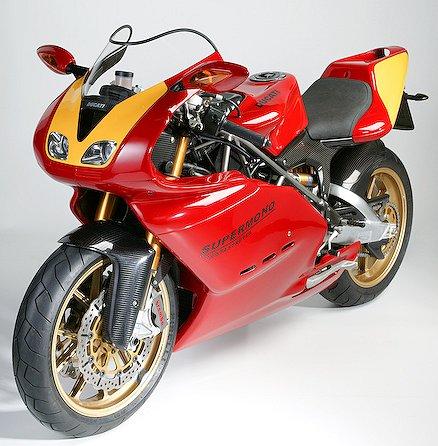 Ducati Ss Supermono