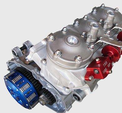 the 112 hp tss500 engine