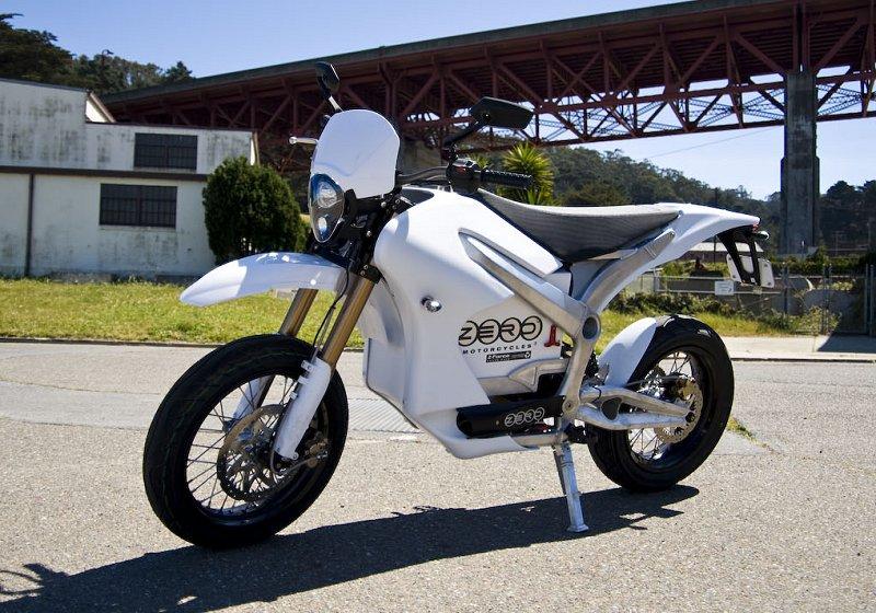 Zero Motorcycles Zero S: MD Ride Report - MotorcycleDaily