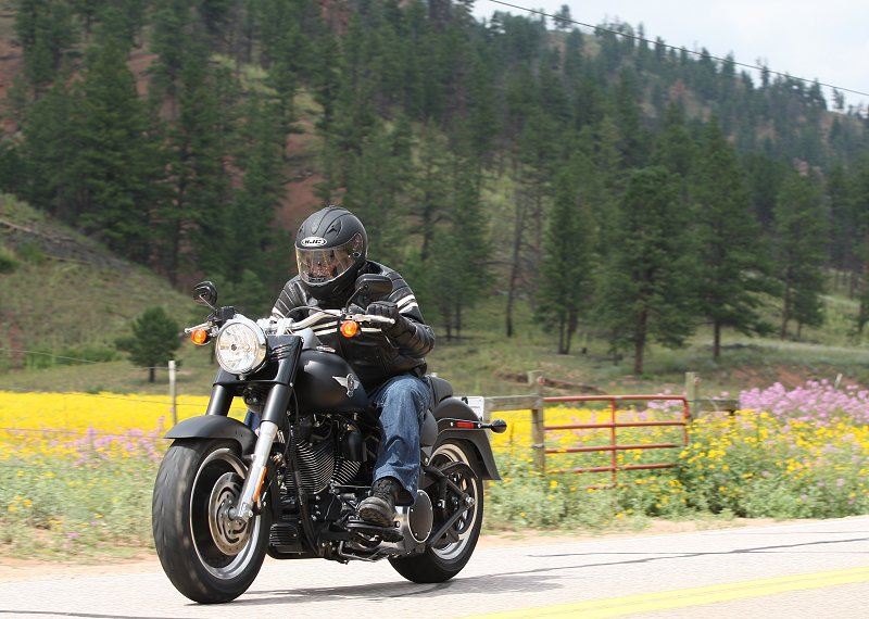 Harley-Davidson 2010: Return of the Wide Glide « MotorcycleDaily.com ...