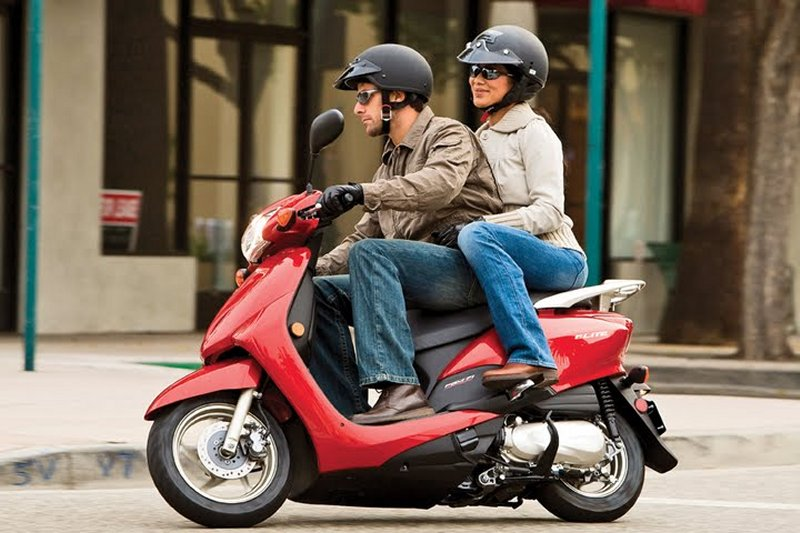 2010 Honda Elite 110 Md First Ride Motorcycledaily Com