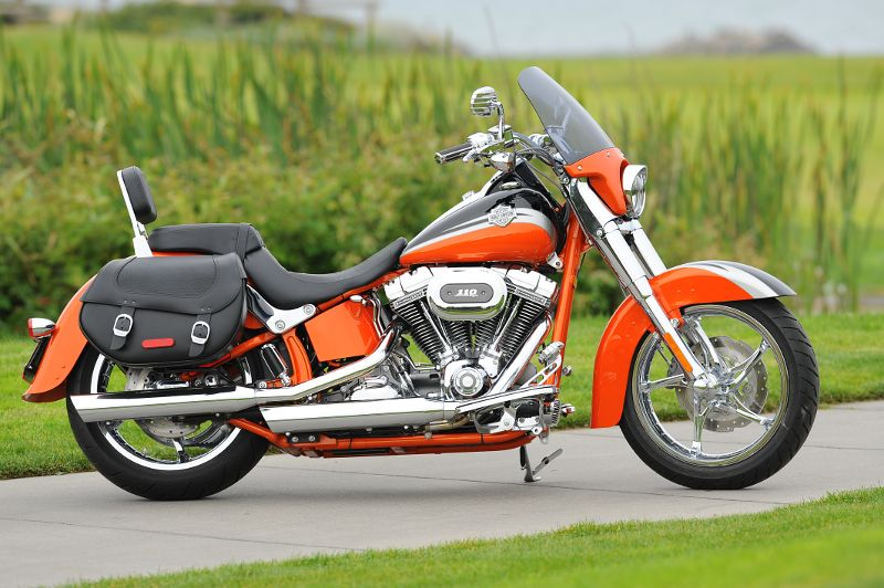 CVO Softail Convertible