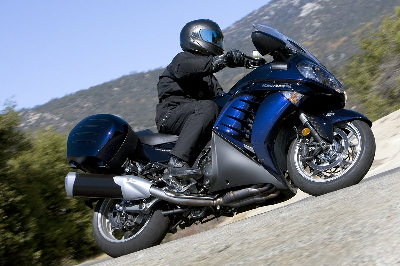 2010 Kawasaki Concours 14: MD First Ride « MotorcycleDaily.com ...