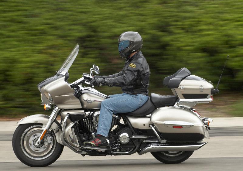 2009 Kawasaki Vulcan 1700 Voyager: MD Ride Review « MotorcycleDaily